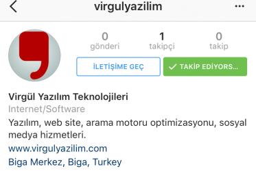instagram-isletme